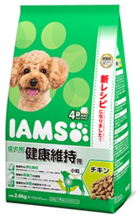 アイムス(成犬用・健康維持用・チキン小粒)